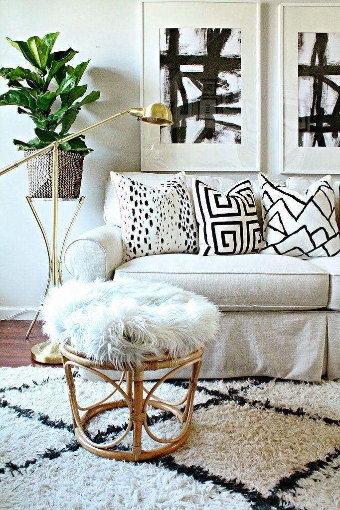 Throw Pillow Inspiration Alicia Tenise