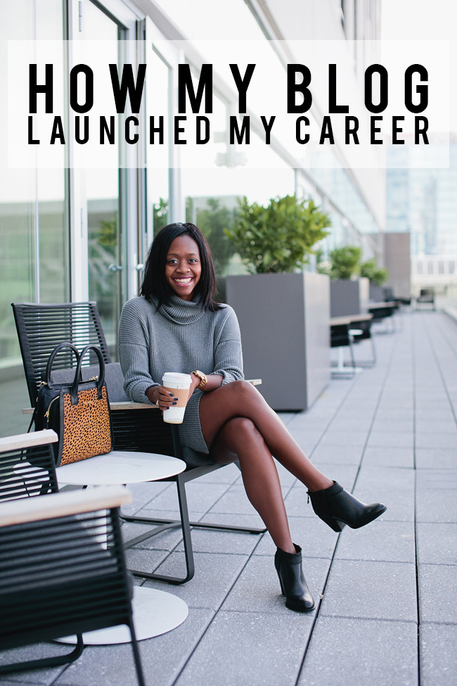 How Blogging Helped Me Land a Post-Grad Job by Alicia Tenise