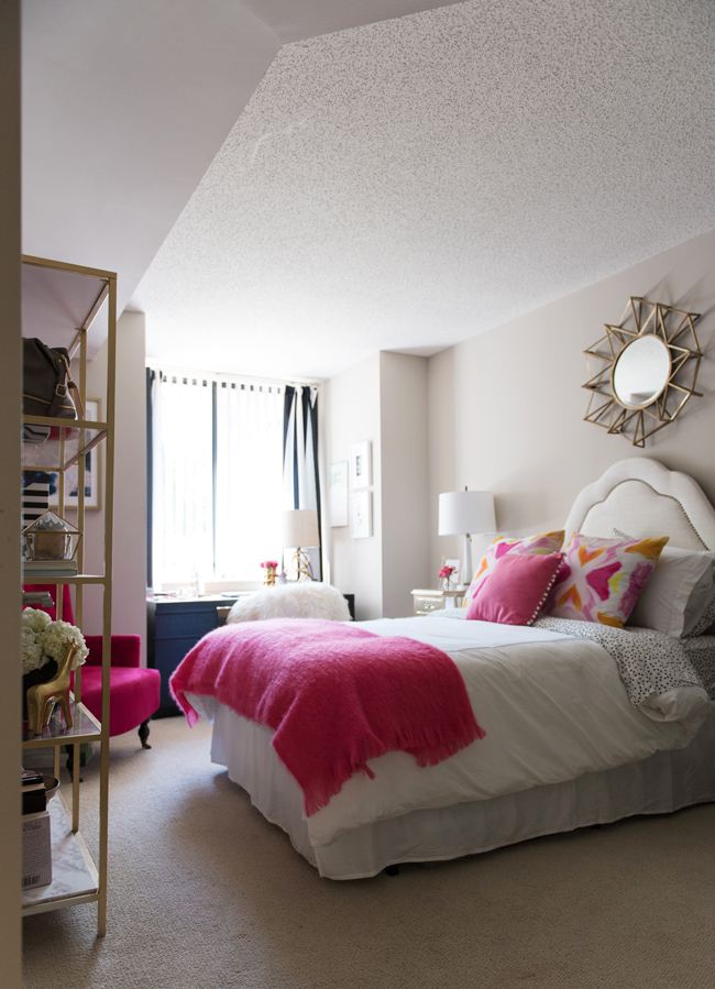 Pink And Orange Bedroom Decor Ideas Alicia Tenise