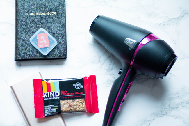 What a blogger should pack for NYFW