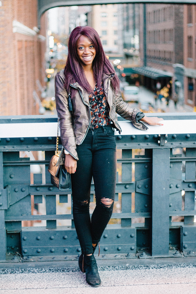 D.C. travel blogger Alicia Tenise visits The High Line in New York City