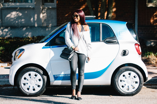 Car2Go Washington D.C. Review