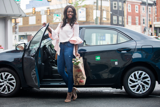 Enterprise Carshare Philly