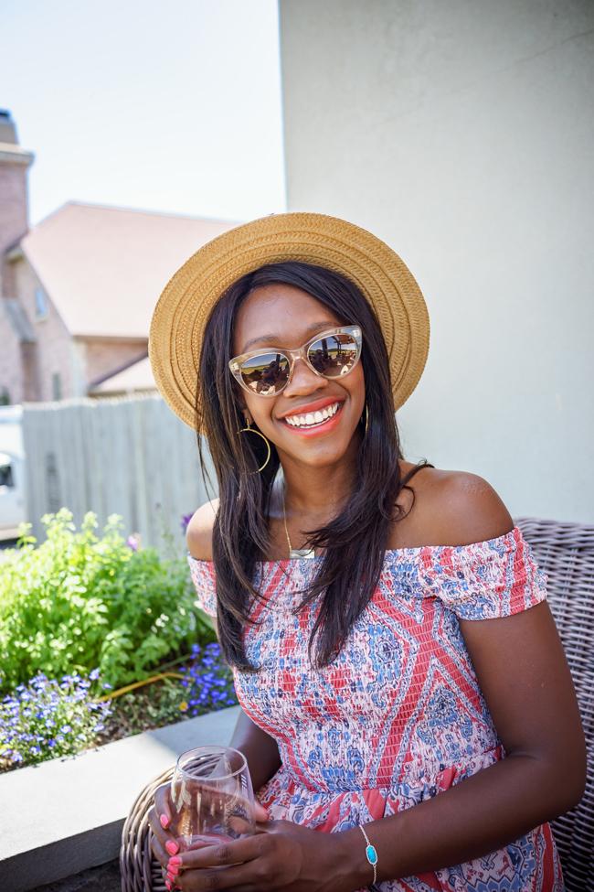 Warby Parker Tilley Sunglasses in Grapefruit Soda