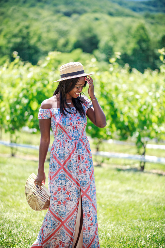 A Review of Moss Vineyards