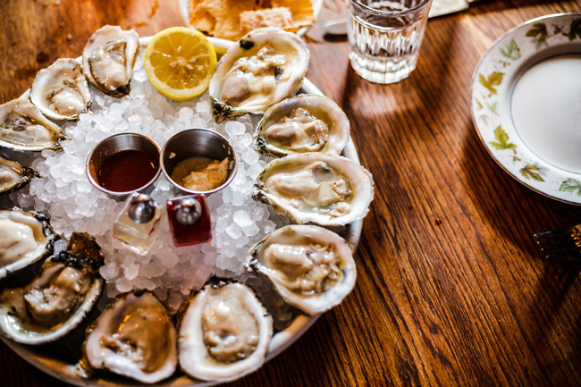 Where to Get Oysters in New Orleans