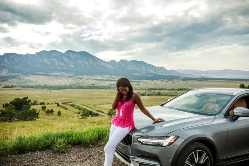 Driveshop USA Denver, Colorado Roadtrip, Volvo V90