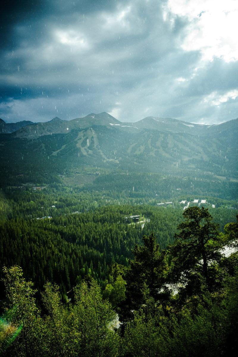 Breckenridge Rocky Mountains