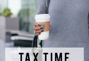 Tax Time Tips for Bloggers