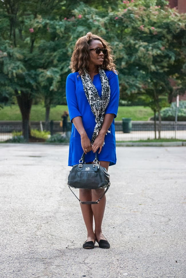 97f3cc4f2883 dress – h m (similar here and here)    scarf – j.crew factory (similar)