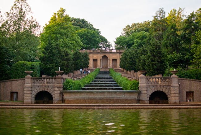 Meridian Hill Park - The Top 10 Best Places to Take Photos in D.C. featured by popular DC blogger, Alicia Tenise