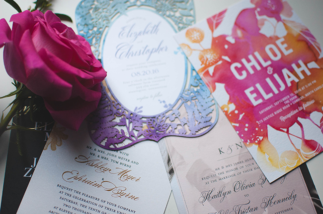 Sleek chic with wedding paper divas alicia tenise sleek chic with wedding paper divas junglespirit Image collections