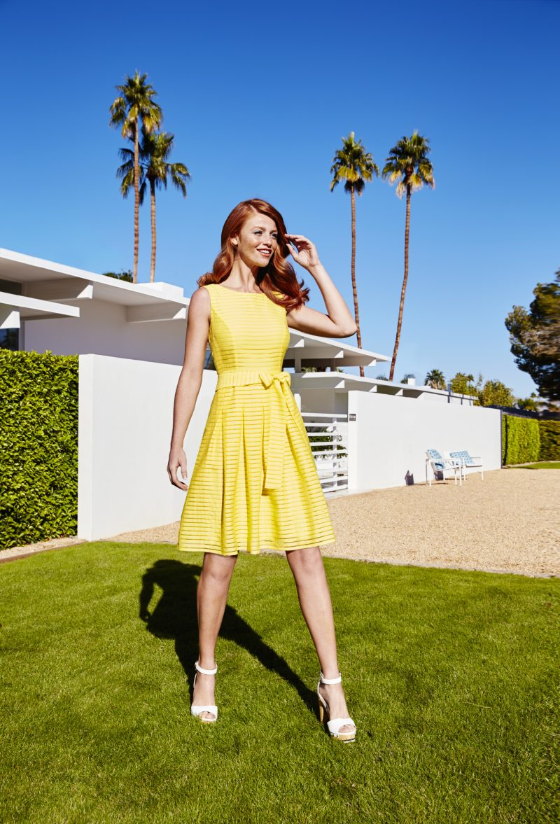 macy's spring into style, tysons corner fashion show