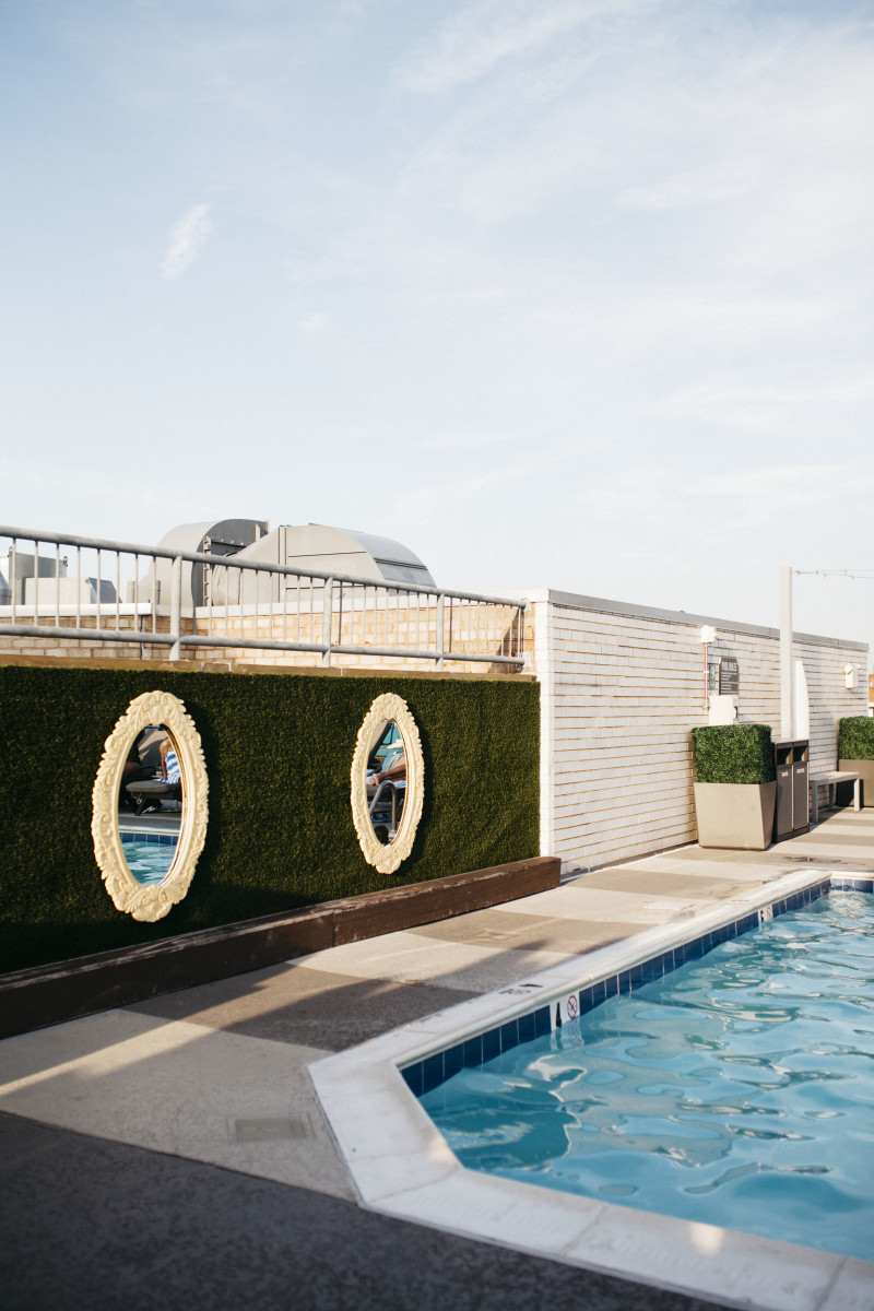 dc rooftop pools, the roof at embassy row