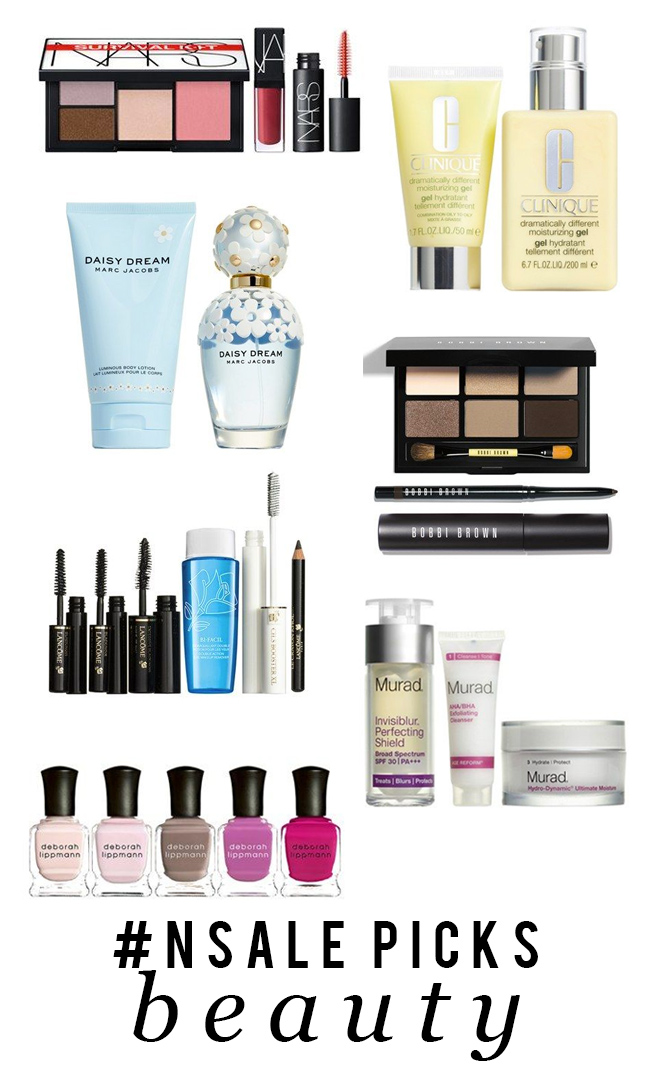 nordstrom anniversary sale beauty picks featured by popular DC style blogger, Alicia Tenise