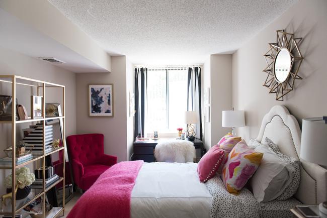 cool pink orange bedroom ideas | Pink and Orange Bedroom Decor Ideas | Alicia Tenise