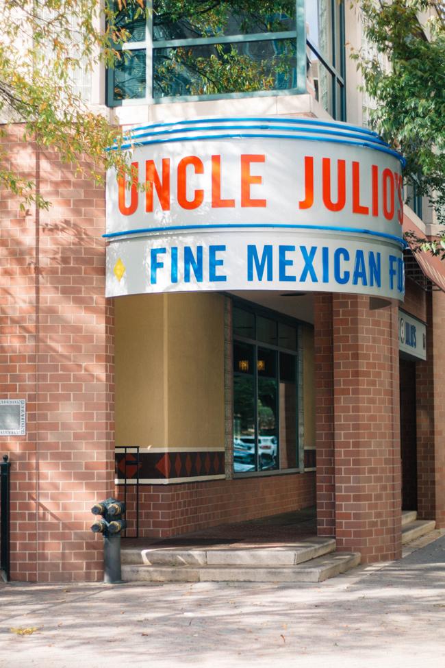 Uncle Julio's Ballston