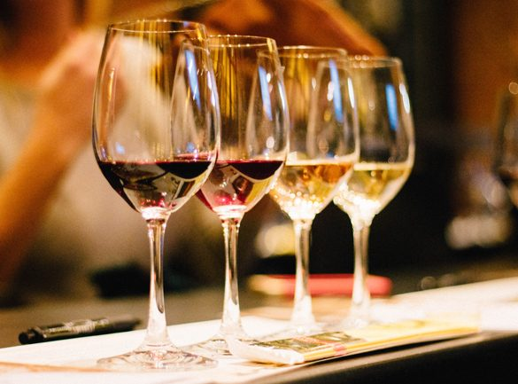 Chelsea Wine Vault Wine Education Class