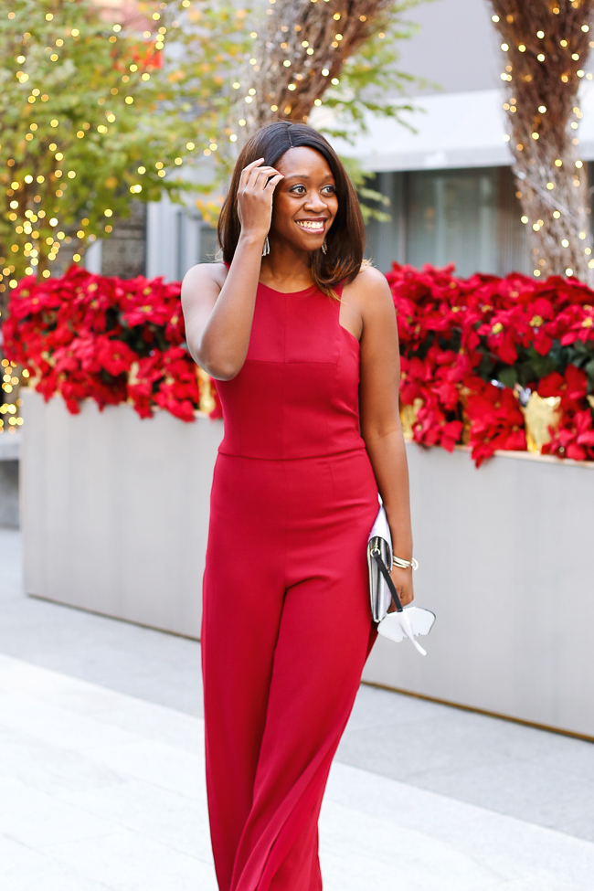 27e624d7fc7b A Festive   Stylish Holiday Party Outfit for the Office