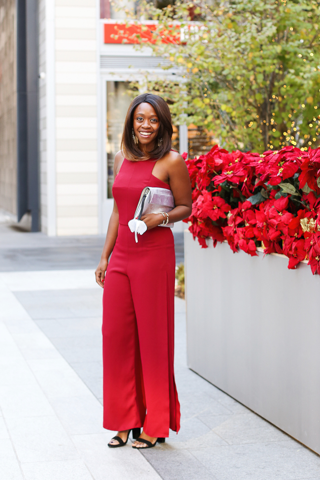 60f7b6f69d1 A Festive   Stylish Holiday Party Outfit for the Office