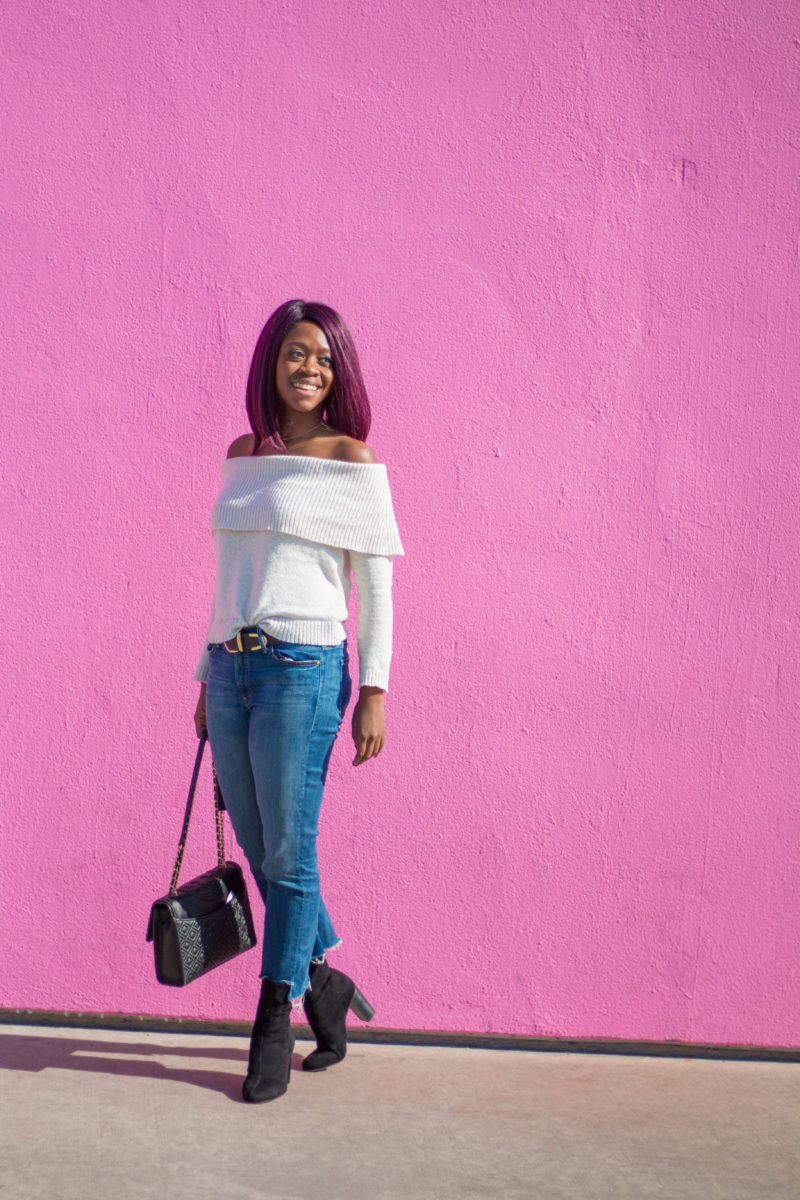 L.A. Pink Wall Paul Smith West Hollywood
