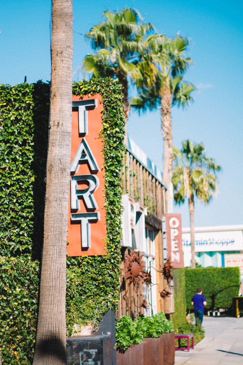 Tart Restauant Los Angeles