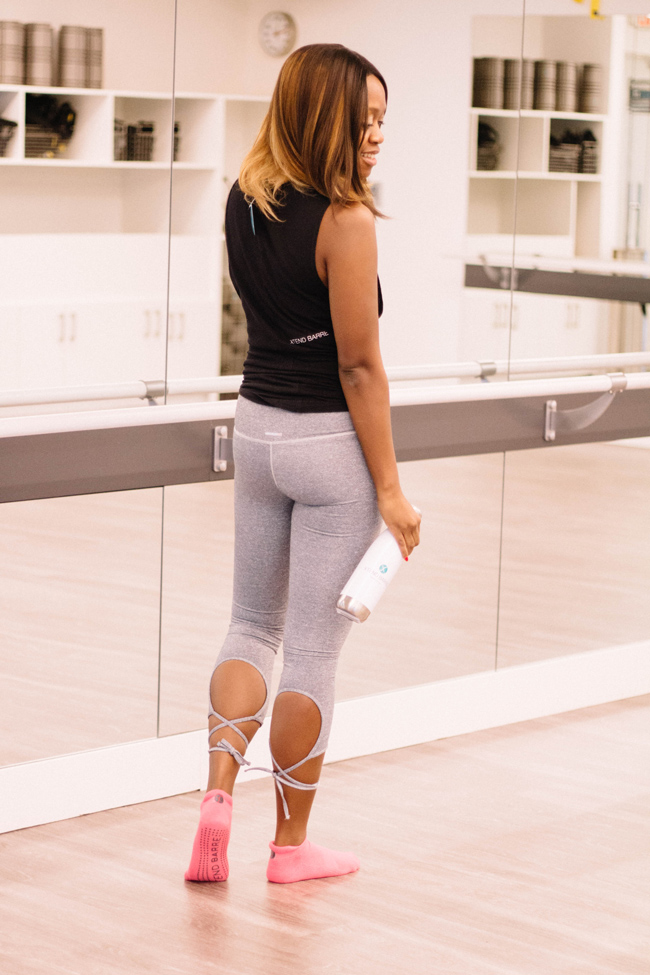 AERIE MOVE ANKLE WRAP LEGGING