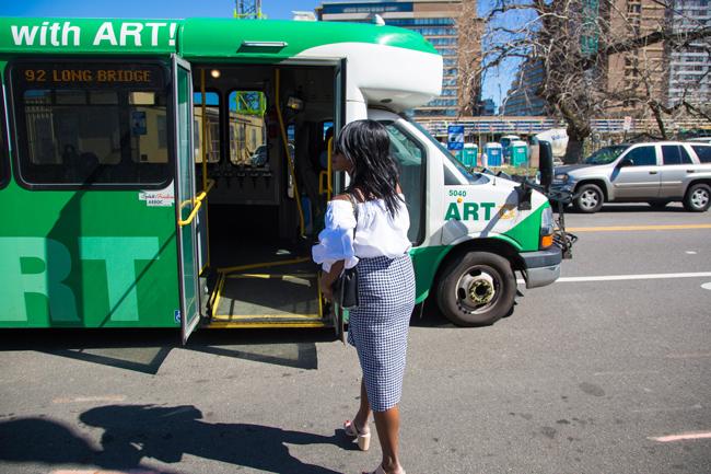 Alternatives to the D.C. Metro