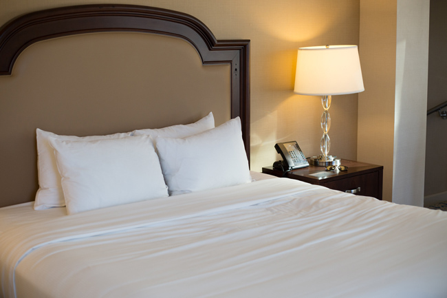 Capital Hilton King Size Bedroom