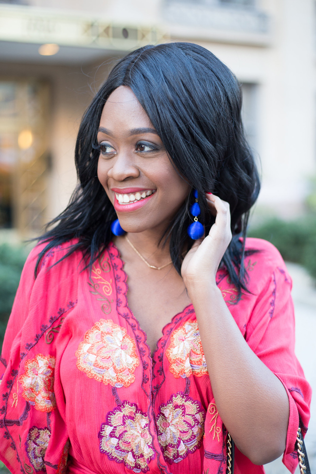 Baublebar Crispin Drops, D.C. Fashion Blogger