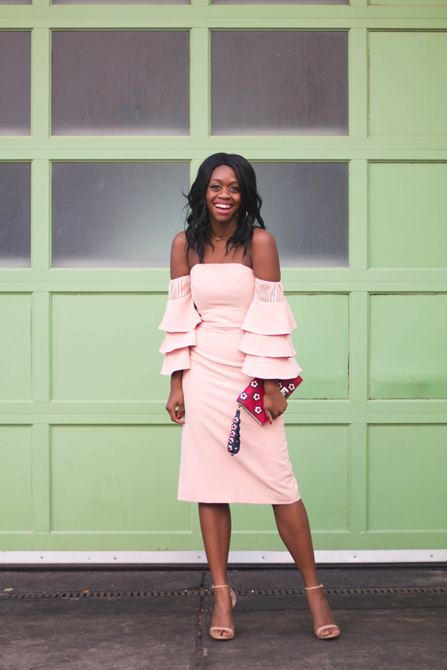 How to wear the off the shoulder trend