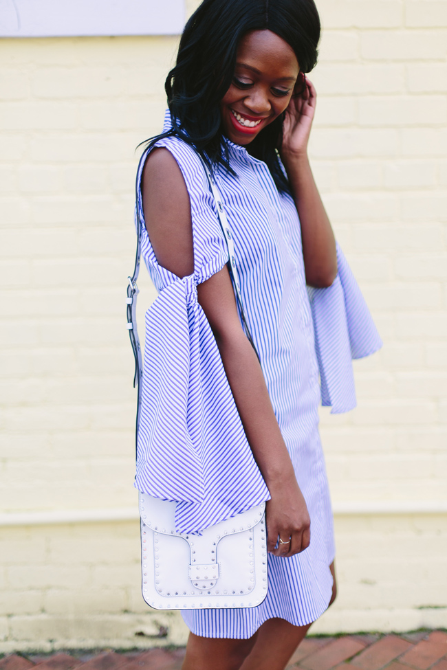 Spring Nautical Trend. Top D.C. Blogger