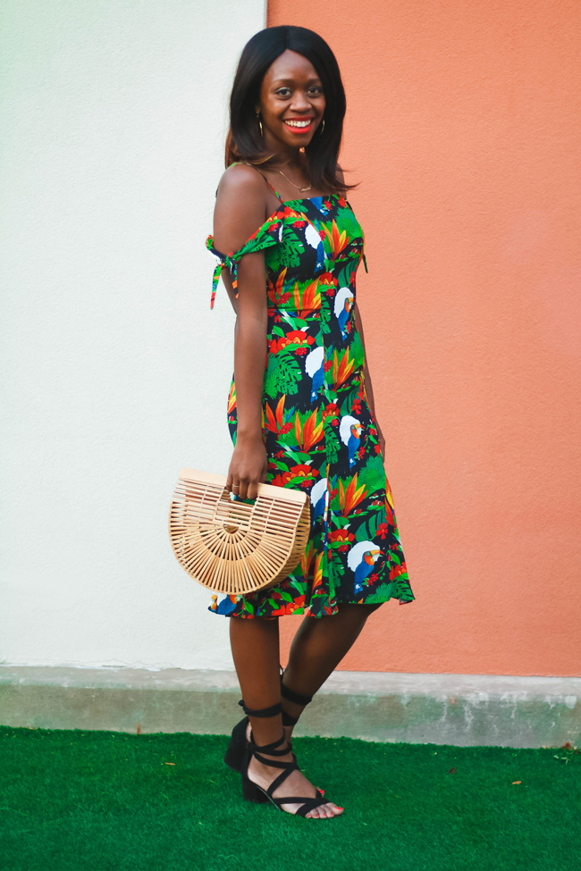 Bailey 44 Printed Ipanema Dress