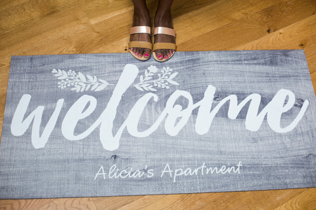 Where to Buy a Custom Welcome Mat