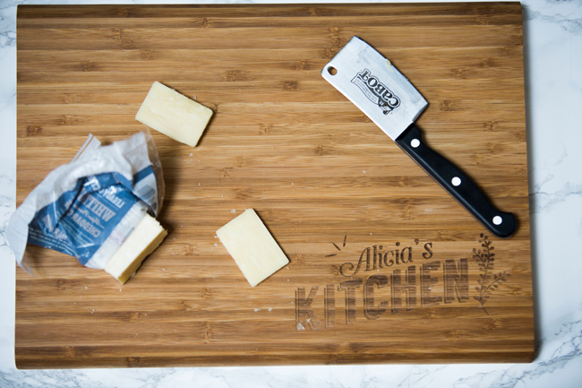 Custom Cutting Board, Affordable Housewarming Present Ideas
