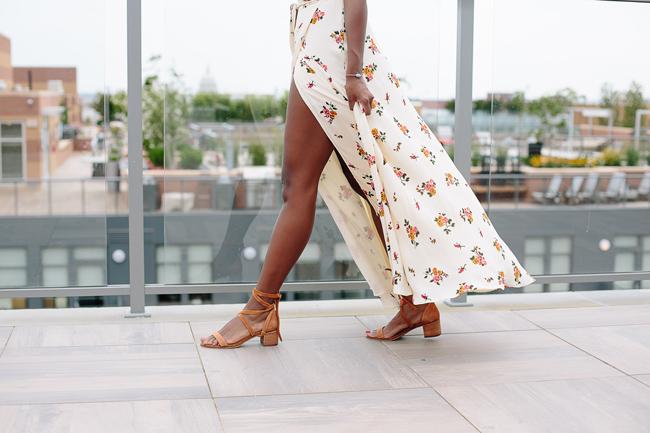 Sam Edelman Sherri Lace Up Sandals