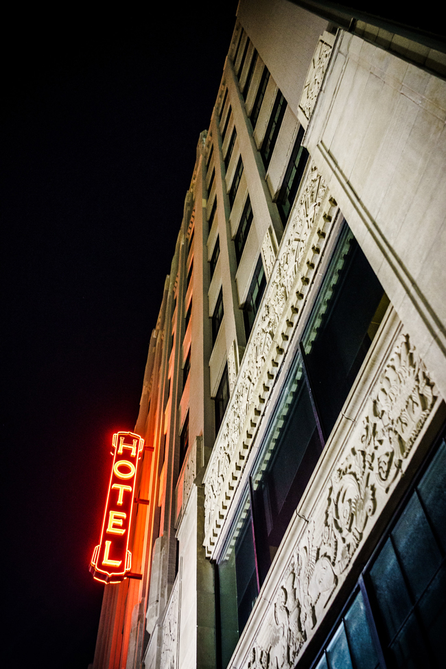 Ace Hotel New Orleans Exterior - New Orleans Travel Guide featured by popular DC travel blogger, Alicia Tenise