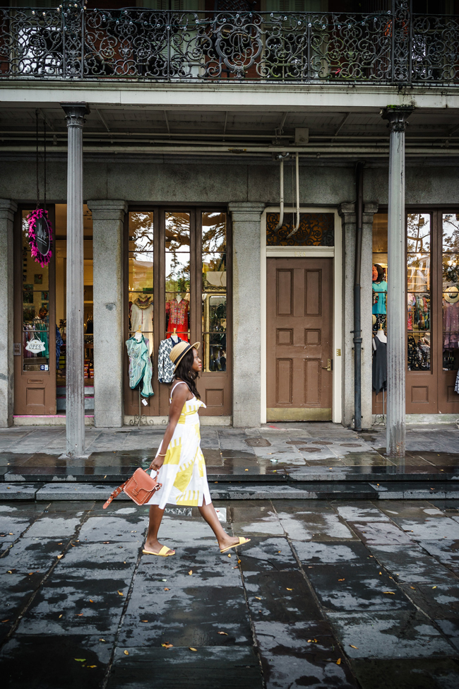 New Orleans Travel Guide featured by popular DC travel blogger, Alicia Tenise