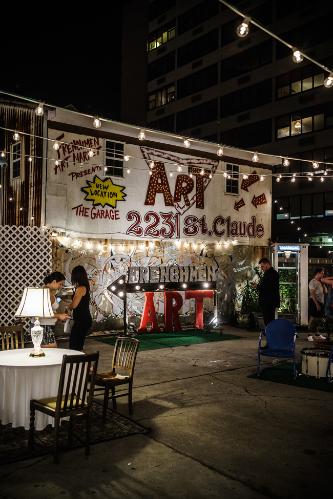 Frenchmen Street Art Market - New Orleans Travel Guide featured by popular DC travel blogger, Alicia Tenise