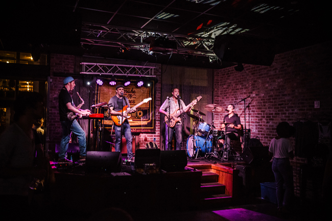 Live Music on Frenchmen Street - New Orleans Travel Guide featured by popular DC travel blogger, Alicia Tenise