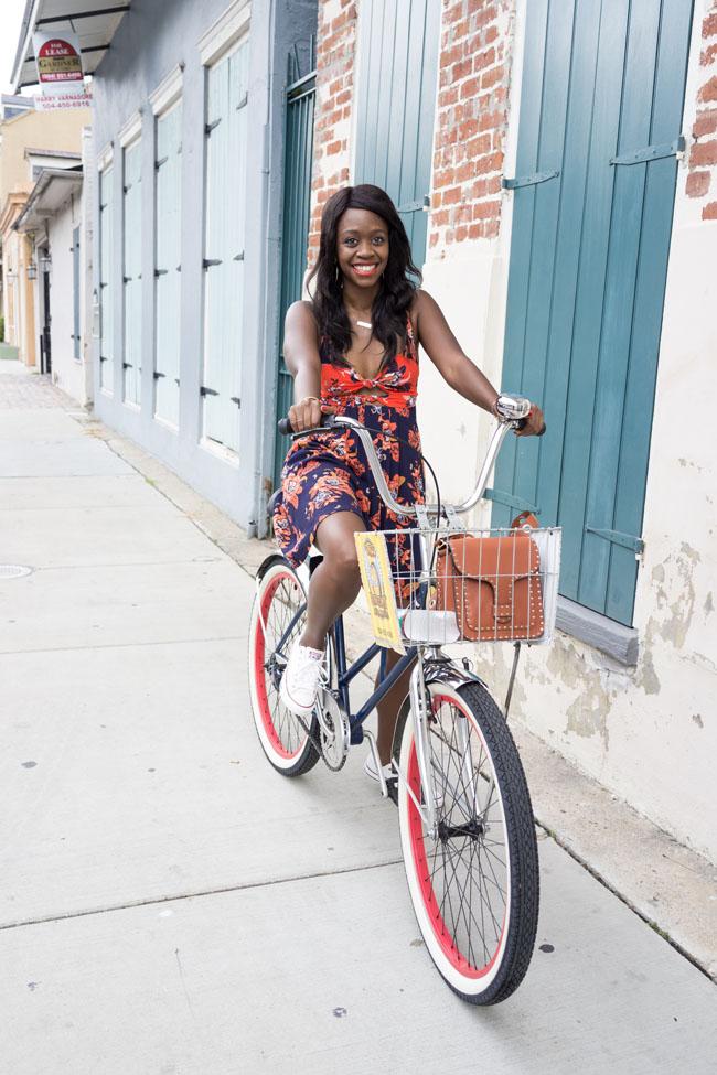 Bike Tour French Quarter New Orleans