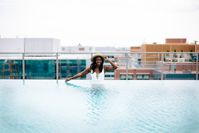 Rooftop Pools in Washington D.C.