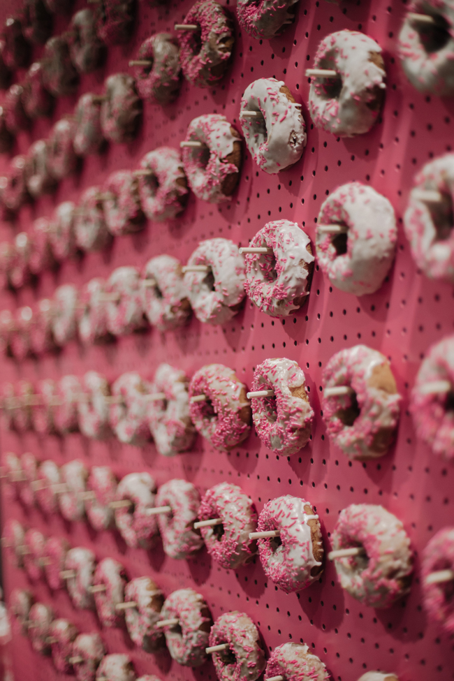 Donut Wall from Lauren James at TBScon