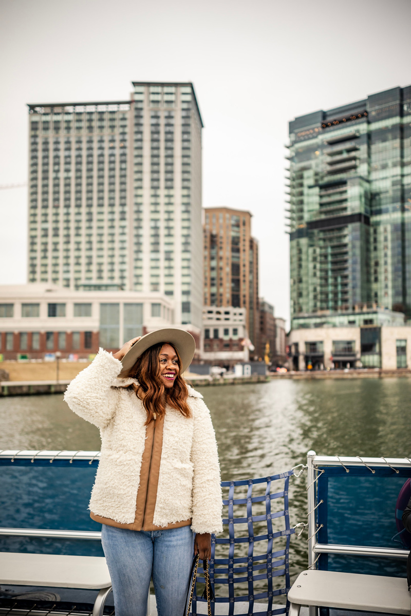 Weekend in Baltimore featured by top US travel blogger Alicia Tenise