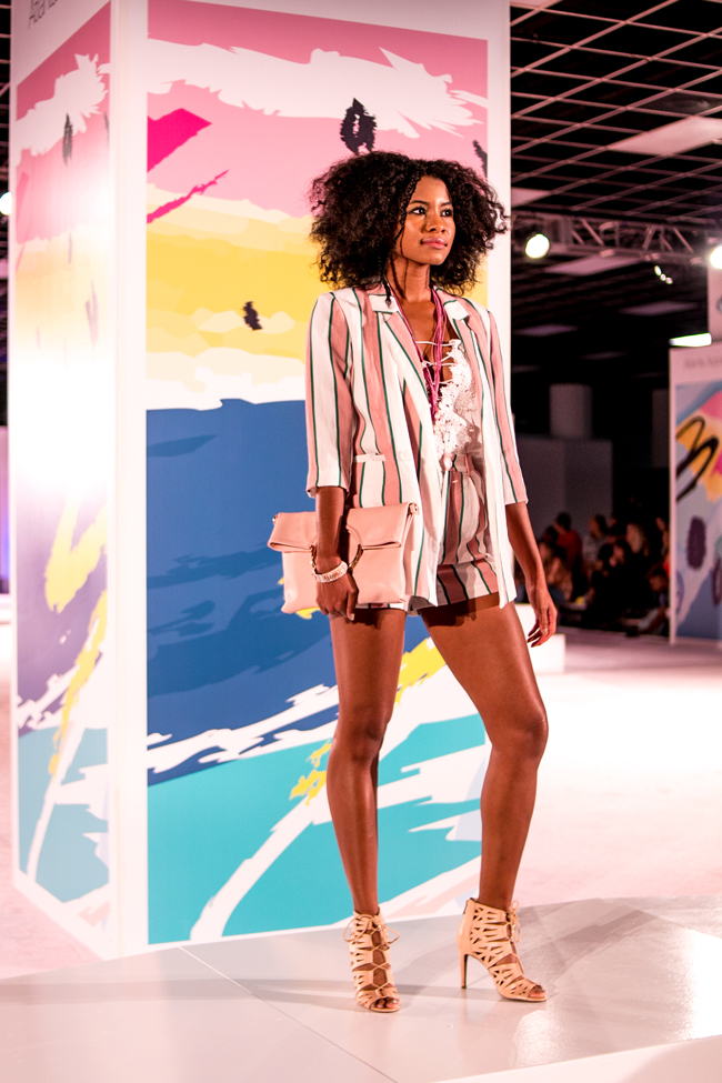 Coordinated Printed Suit Set Trend for Spring 2018 - AmericaSmart by Washington DC fashion blogger Alicia Tenise
