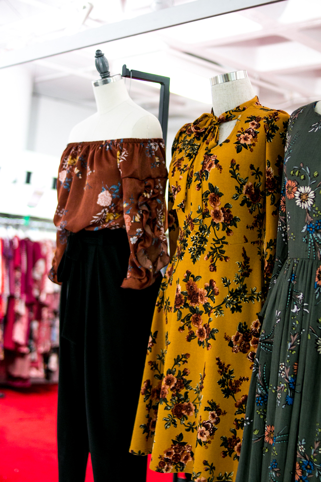 Trends I Spotted at AmericasMart Atlanta October Apparel Week - AmericaSmart by Washington DC fashion blogger Alicia Tenise