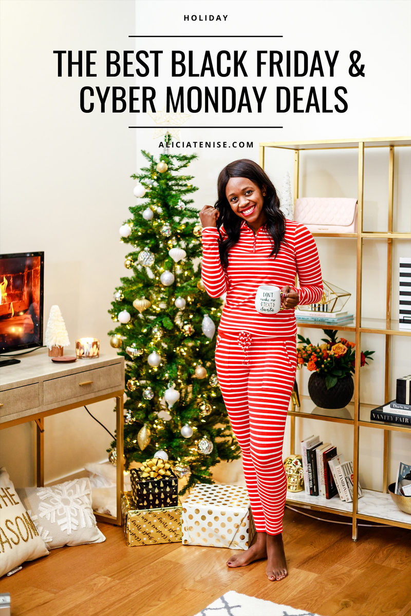 Black Friday Guide: Deals + Steals by Washington style blogger Alicia Tenise