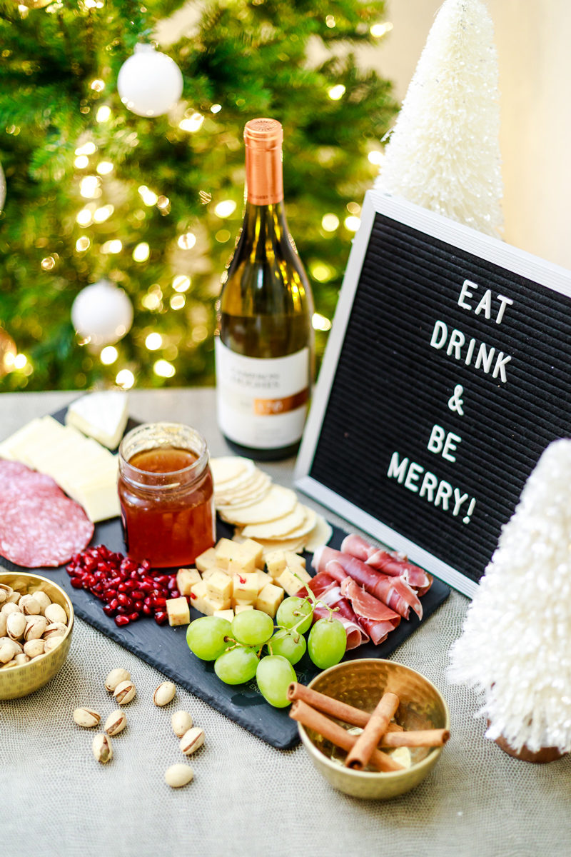 How to Create the Perfect Cheese Board - Holiday Entertaining: How to Throw the Perfect Holiday Party by Washington DC style blogger Alicia Tenise