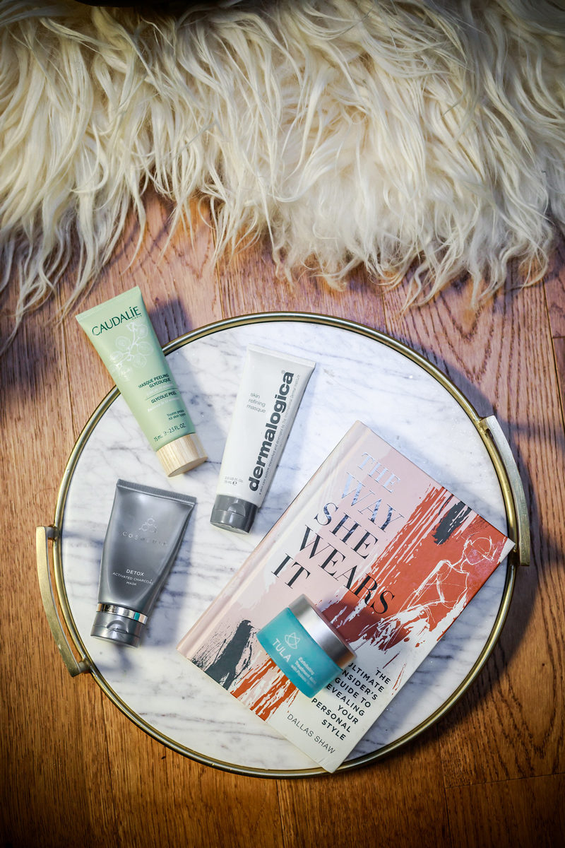 Blogger Alicia Tenise reviews the best face masks - The Best Face Masks I Tried in 2017 by popular Washington DC blogger Alicia Tenise