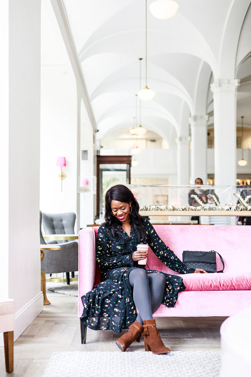 Winter Outfit Ideas - How to Get Out of a Winter Style Rut by popular Washington DC style blogger Alicia Tenise